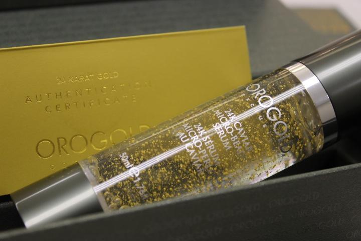 OROGOLD 24K Caviar Micro-Beads Serum
