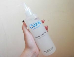 Cure Natural Aqua Gel Review