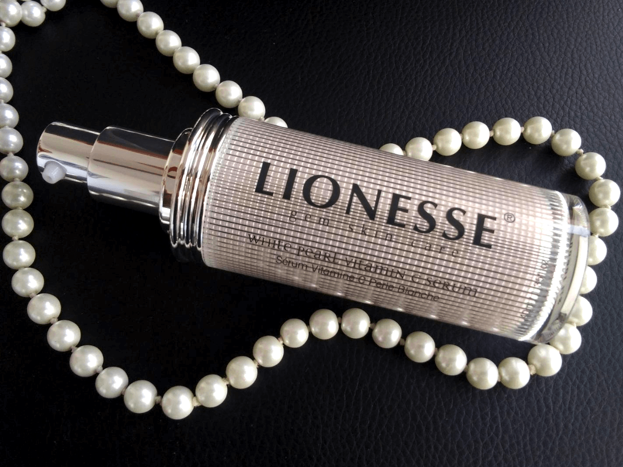 Lionesse Gem White Pearl Vitamin C Serum