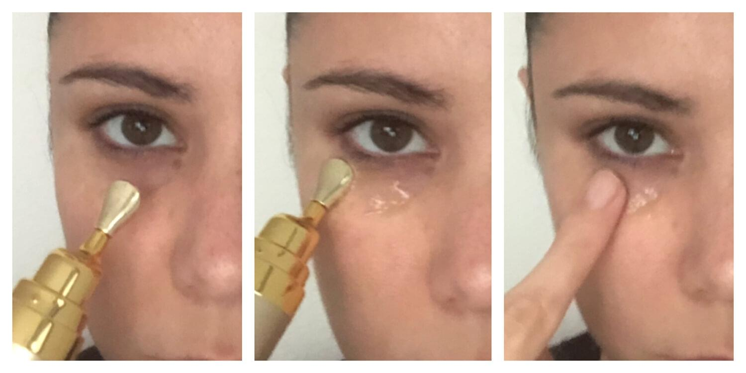 Orogold 24K 60-Second Eye Solution review