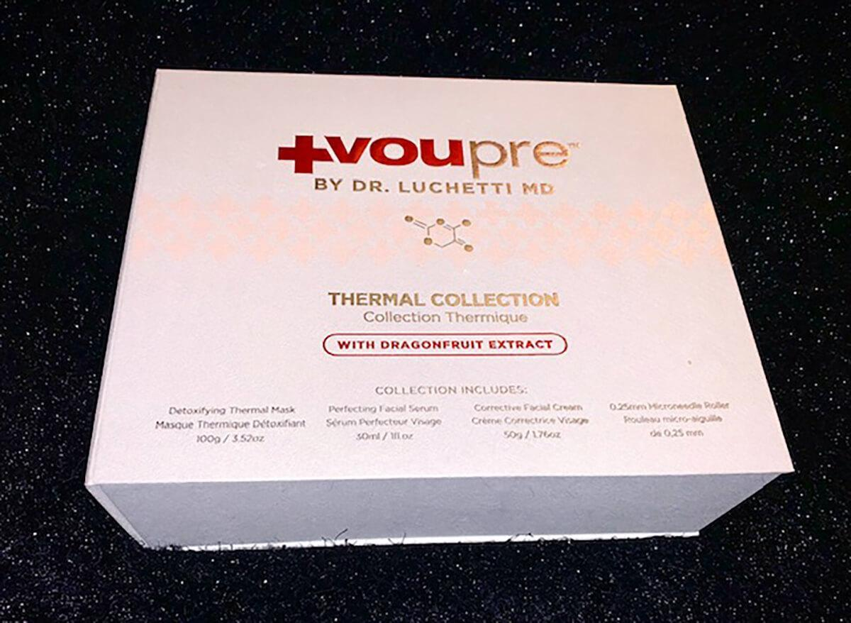Vou Pre Thermal Collection box