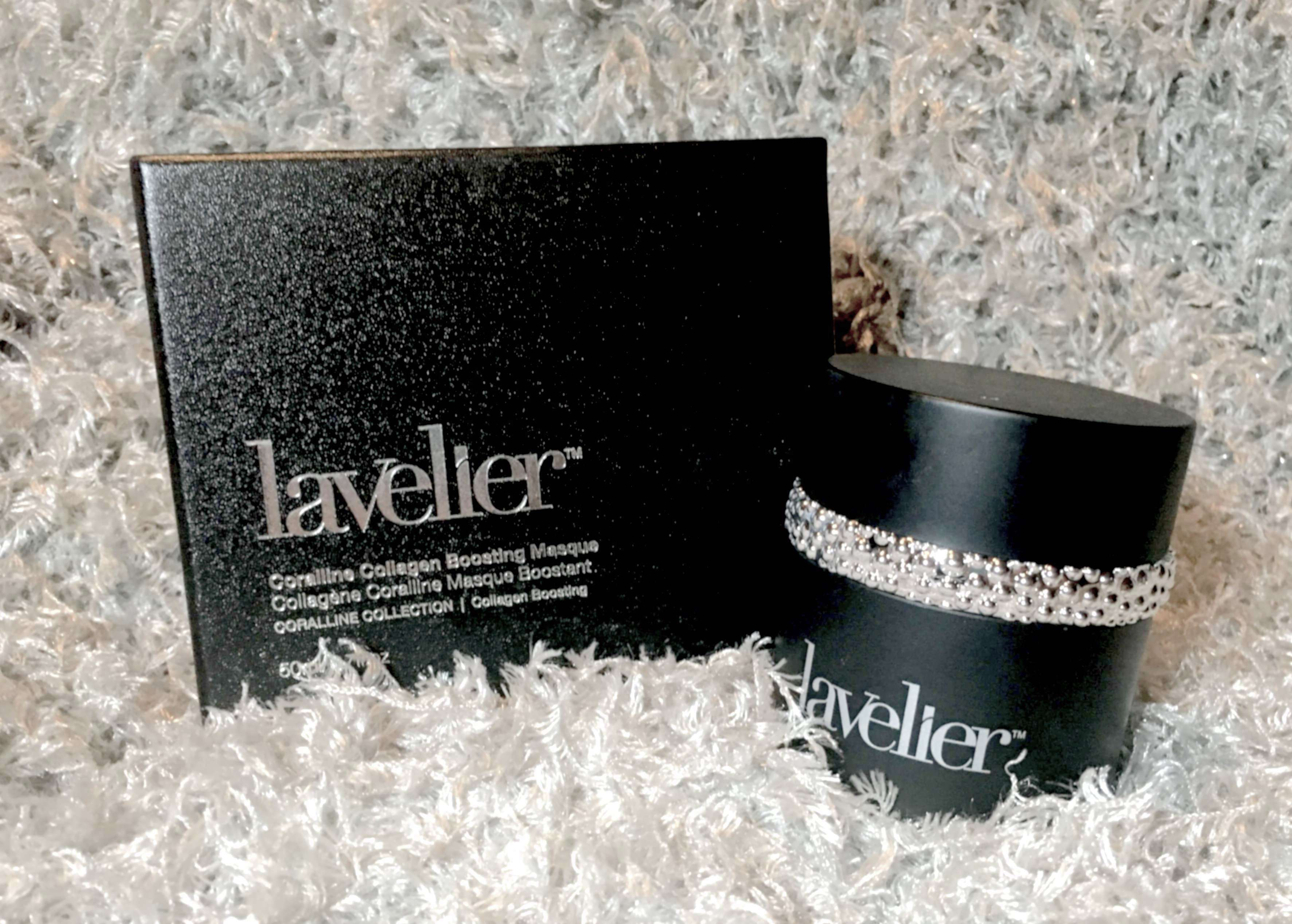 Lavelier Coralline Collagen Boosting Masque review